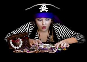 Piratkopierade smycken