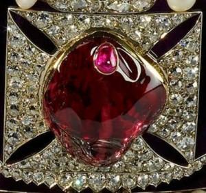 Svarte prinsens rubin