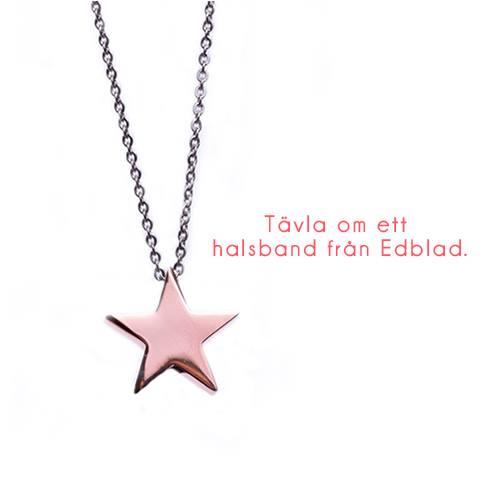 Tävla om ett halsband från Edblad med Lyxxa