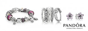 15% rabatt på Pandoras smyckeskollektion hos Lyxxa