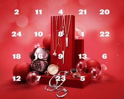 Vinn smycken för mer än 30 000 kronor i Smyckas julkalender