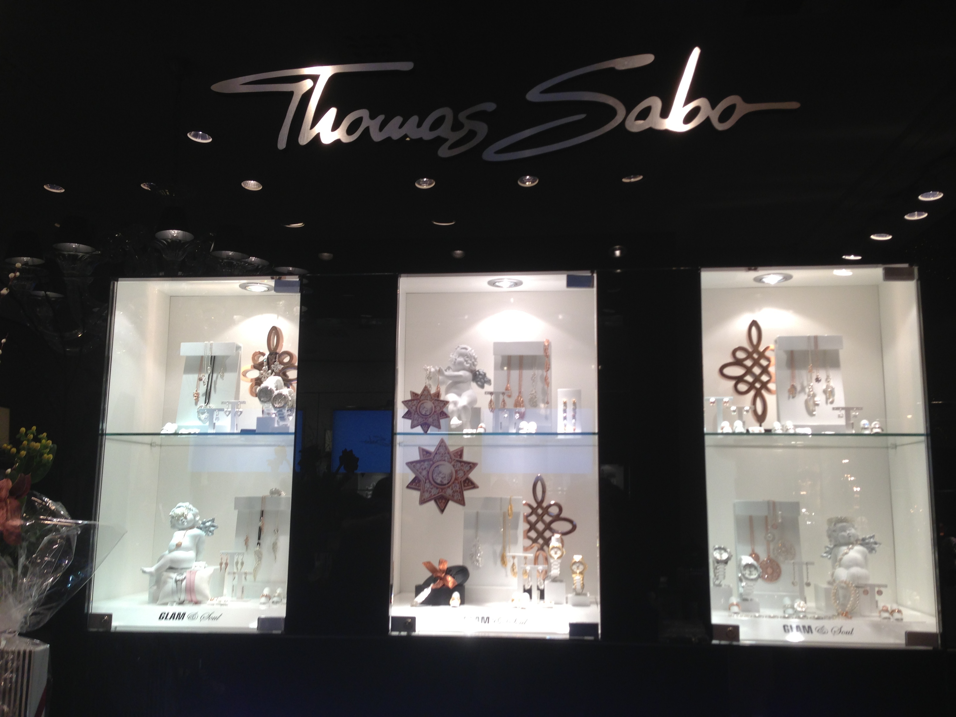 Thomas Sabo julevent 2013