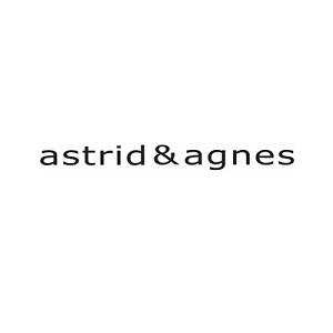 Astrid & Agnes logotyp
