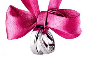 Bröllopsringar i platina
