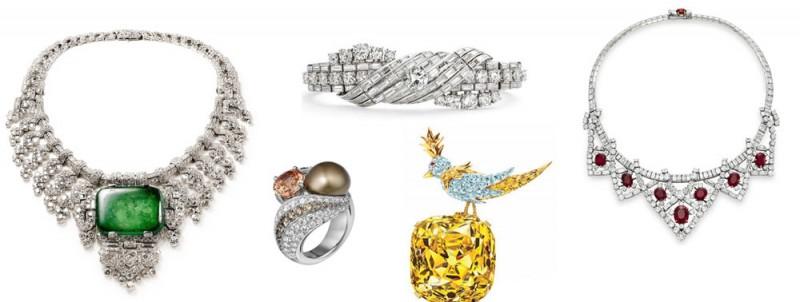 Cartier - Halsband & ringar