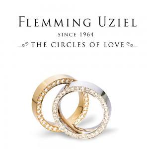 Flemming Uziel logotyp