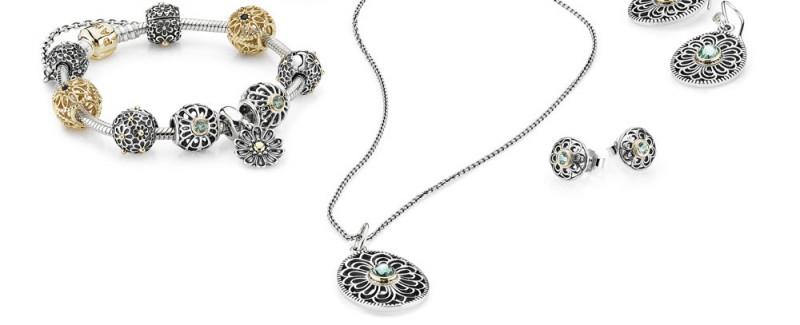 PANDORA smycken - Halsband, örhängen & berlocker