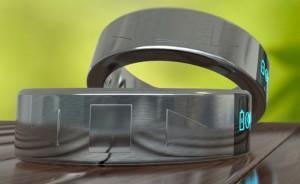 Smarty Ring med ljudkontroller för uppspelning av musik