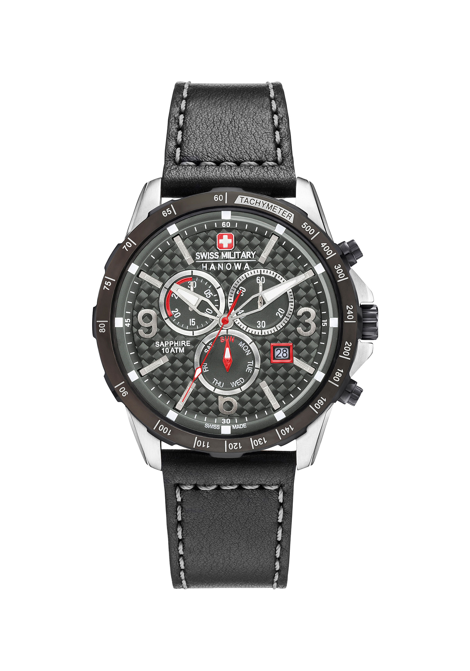 SWISS MILITARY 4251.33.001 Ace Chrono SWISS ACE CHRONOGRAPH