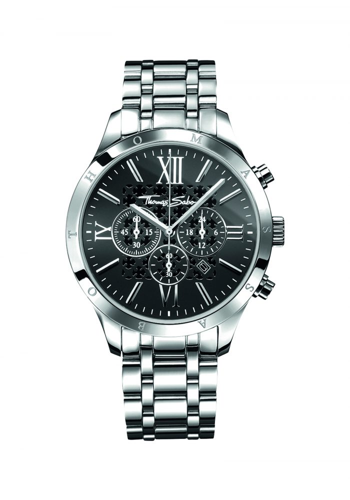 THOMAS SABO WA0015-201-203-43 Rebel Urban MEN'S WATCH REBEL URBAN