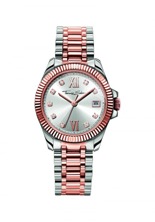 THOMAS SABO WA0219-272-201-33 Divine WOMEN'S WATCH DIVINE