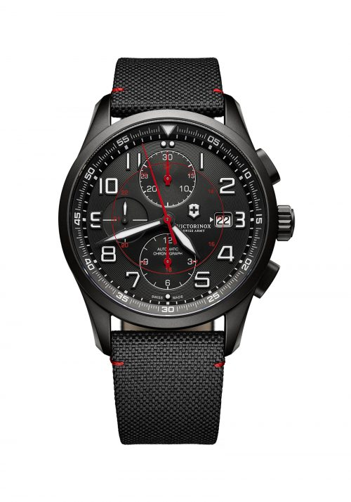 VICTORINOX 241721 Airboss AIRBOSS BLACK EDITION 45MM