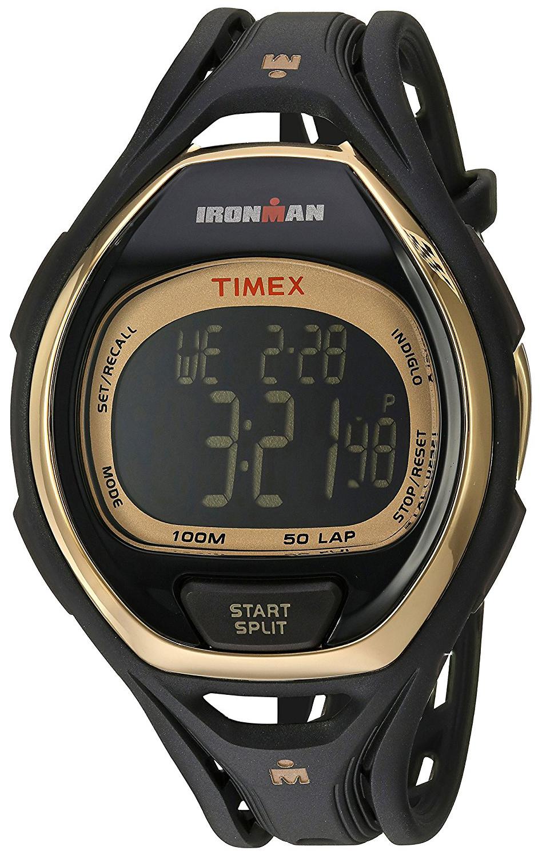 Timex Ironman Damklocka TW5M06000 LCD/Resinplast