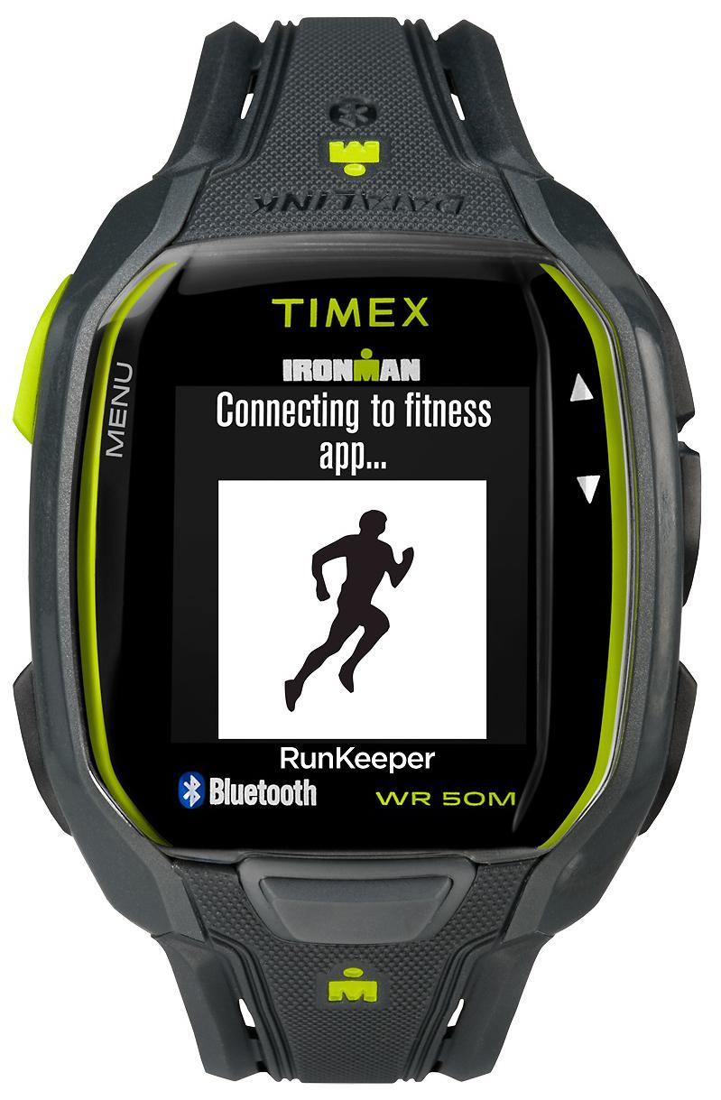 Timex Ironman Herrklocka TW5K84500 LCD/Resinplast