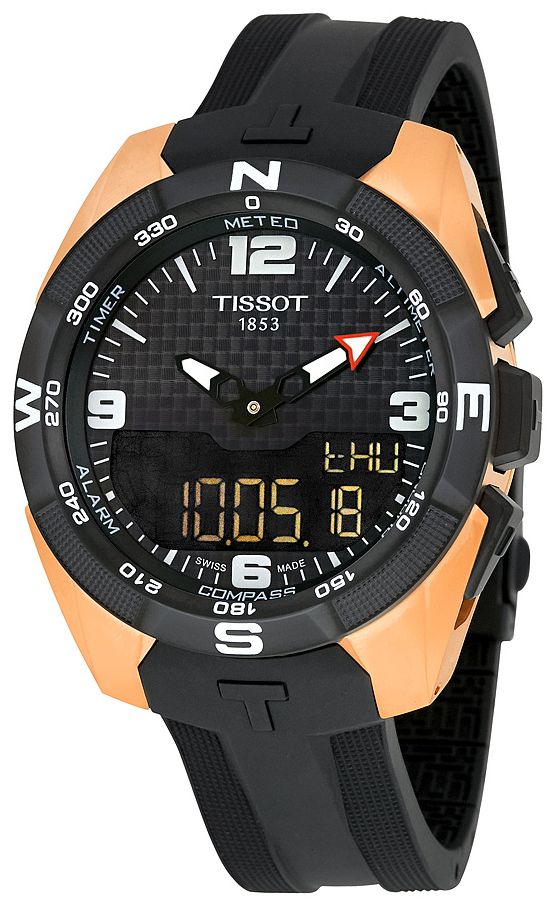 Tissot T-Touch Expert Solar Nba Herrklocka T091.420.47.207.00