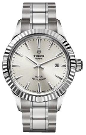 Tudor Style Damklocka 12110-0001 Silverfärgad/Stål Ø28 mm