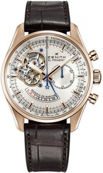 Zenith El Primero Chronomaster Herrklocka 18.2080.4021-01.C494