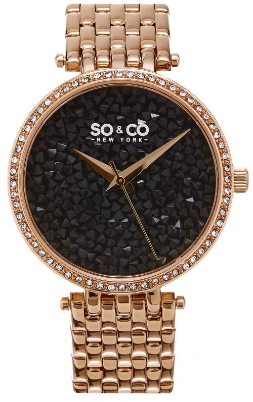So & Co New York SoHo Damklocka 5080.4
