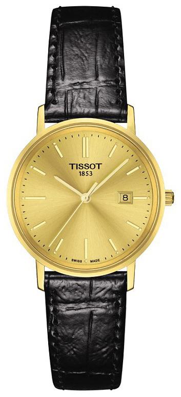Tissot Goldrun Lady Sapphire Damklocka T922.210.16.021.00