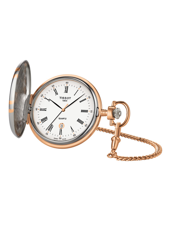 Tissot Savonnette Pocket Watch t862.410.29.013.00