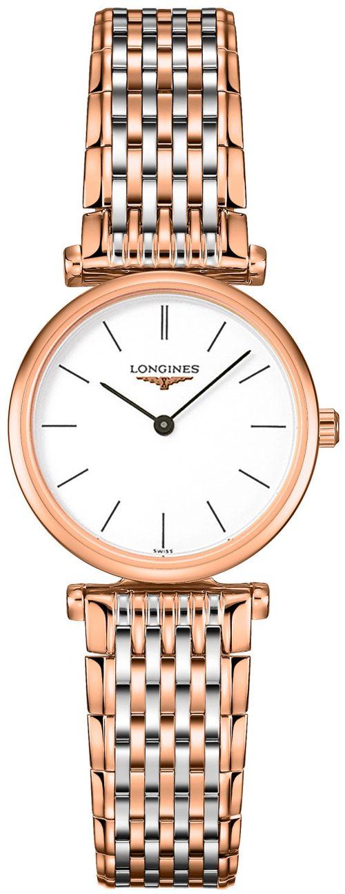 Longines La Grande Classique De Longines Damklocka L4.209.1.92.7