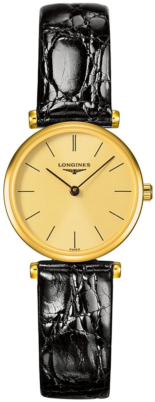 Longines La Grande Classique De Longines Damklocka L4.209.2.32.2