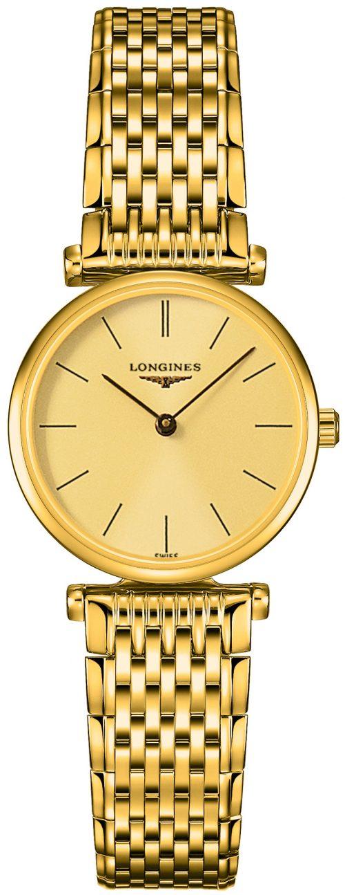 Longines La Grande Classique De Longines Damklocka L4.209.2.32.8