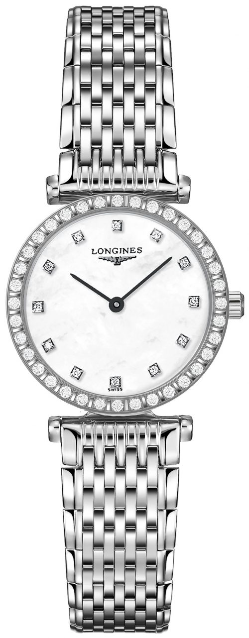 Longines La Grande Classique De Longines Damklocka L4.341.0.80.6