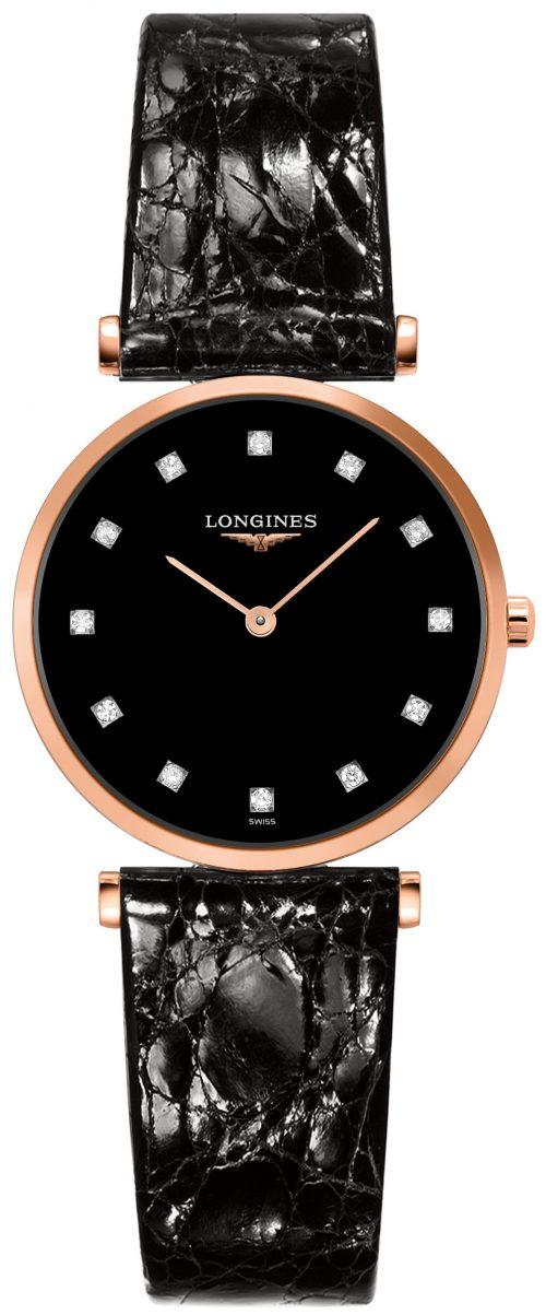 Longines La Grande Classique De Longines Damklocka L4.512.1.57.2