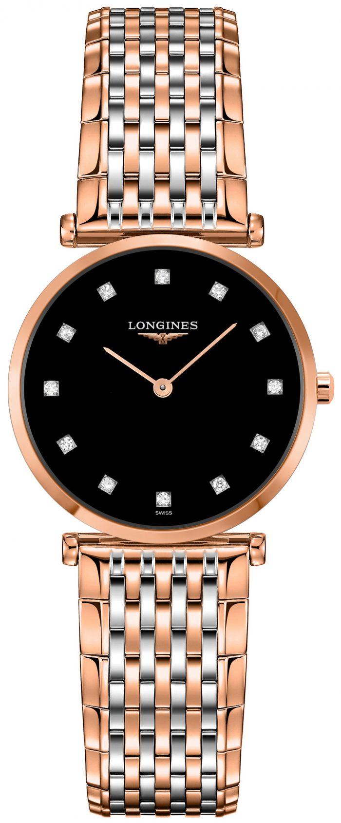 Longines La Grande Classique De Longines Damklocka L4.512.1.57.7