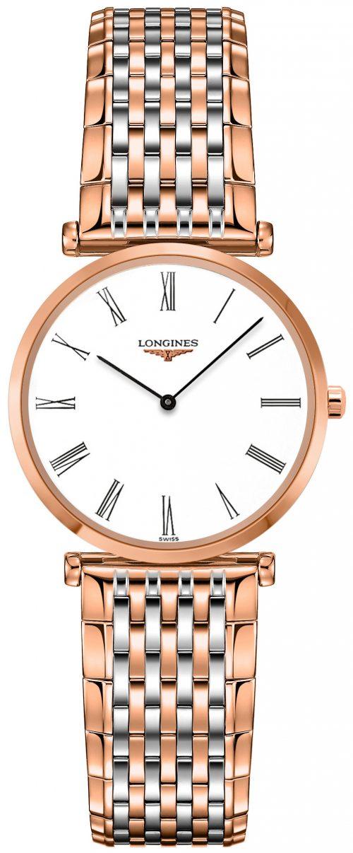 Longines La Grande Classique De Longines Damklocka L4.512.1.91.7