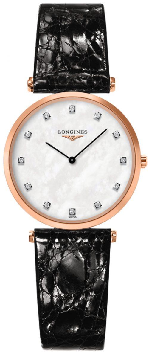 Longines La Grande Classique De Longines Damklocka L4.512.1.97.2