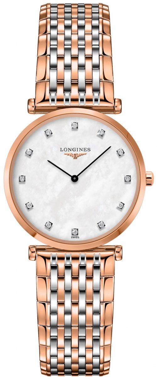 Longines La Grande Classique De Longines Damklocka L4.512.1.97.7