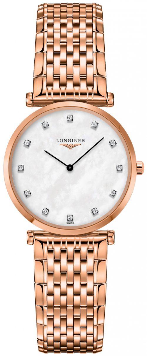 Longines La Grande Classique De Longines Damklocka L4.512.1.97.8