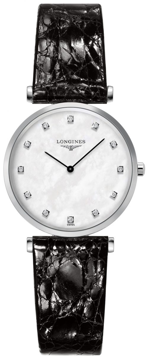 Longines La Grande Classique De Longines Damklocka L4.512.4.87.2