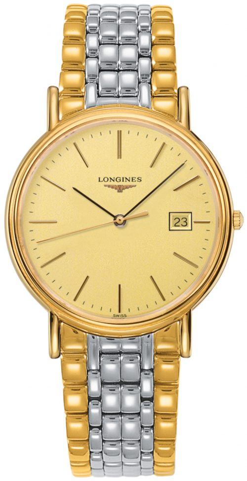 Longines Presences Herrklocka L4.790.2.32.7