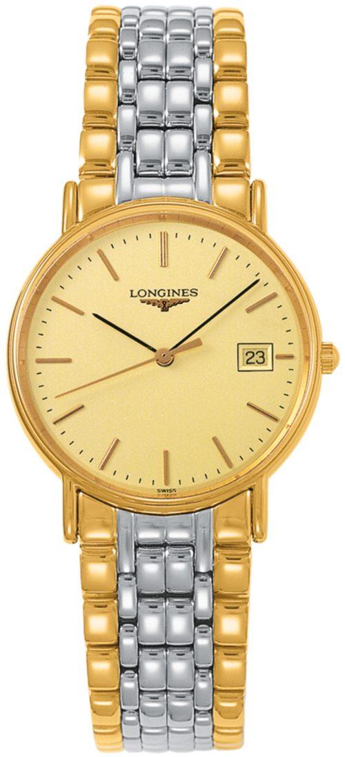 Longines Presences Herrklocka L4.819.2.32.7