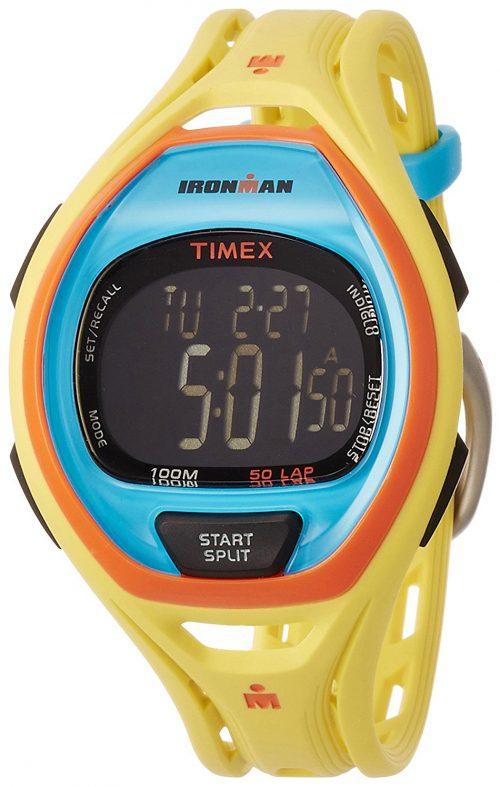 Timex Ironman Damklocka TW5M01500 LCD/Resinplast
