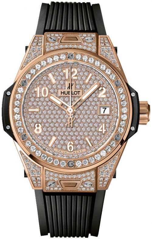 Hublot Big Bang 39mm Damklocka 465.OX.9010.RX.1604