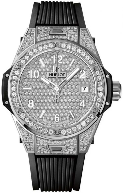 Hublot Big Bang 39mm Damklocka 465.SX.9010.RX.1604
