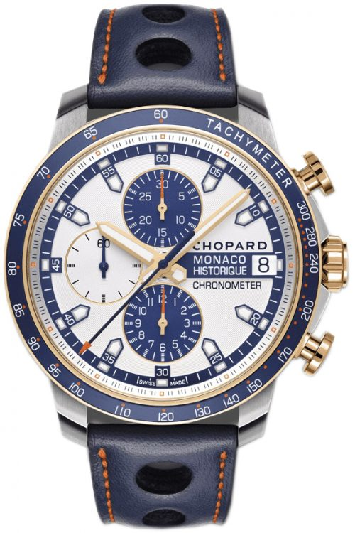 Chopard Grand Prix De Monaco Historique Herrklocka 168570-9002