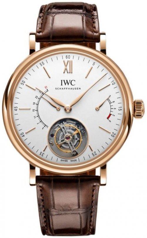 IWC Portofino Herrklocka IW516501 Vit/Läder Ø45 mm