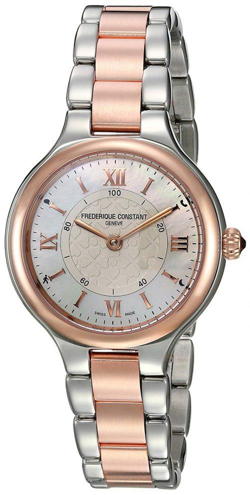 Frederique Constant Horological Smartwatch Damklocka FC-281WH3ER2B
