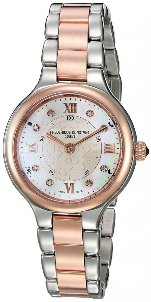 Frederique Constant Horological Smartwatch Damklocka FC-281WHD3ER2B