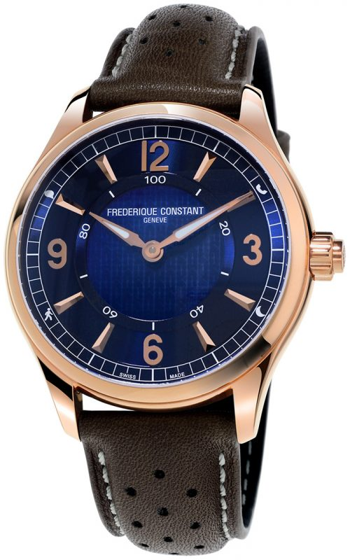 Frederique Constant Horological Smartwatch Herrklocka FC-282AN5B4