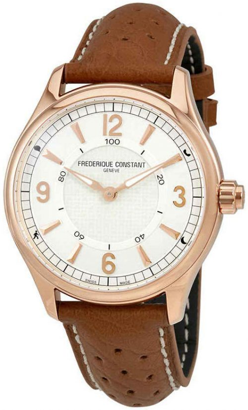 Frederique Constant Horological Smartwatch Herrklocka FC-282AS5B4