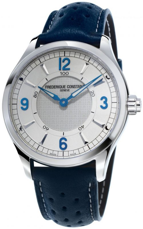 Frederique Constant Horological Smartwatch Herrklocka FC-282AS5B6