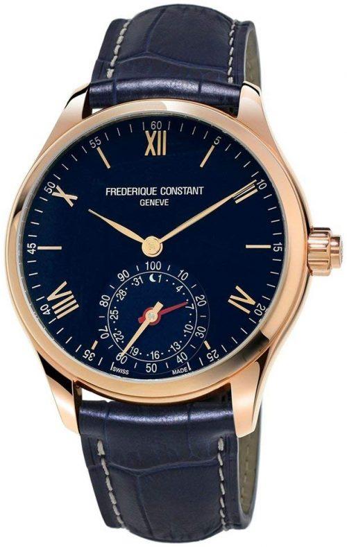 Frederique Constant Horological Smartwatch Herrklocka FC-285N5B4