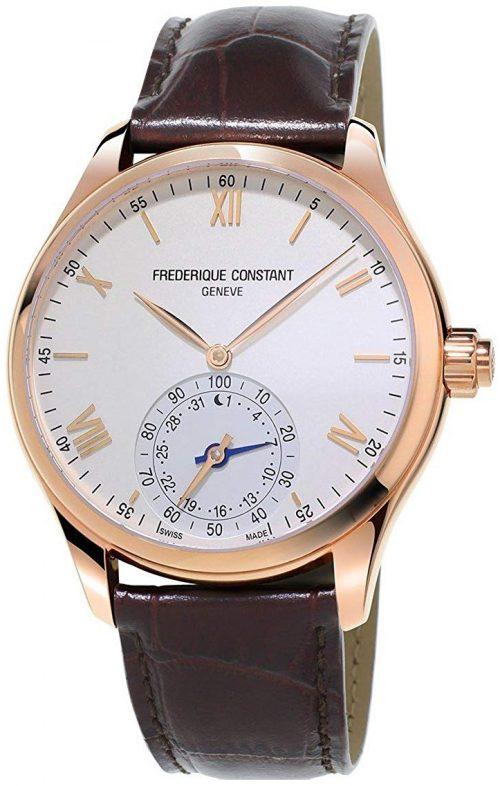 Frederique Constant Horological Smartwatch Herrklocka FC-285V5B4
