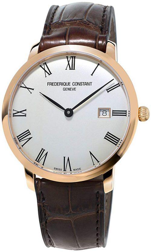 Frederique Constant Slimline Herrklocka FC-306MR4S4